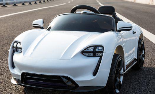 Porsche (2.4G Rc) – White