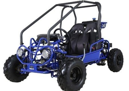 Hawkmoto Blizzard 125Cc Dirt Buggy – Blue