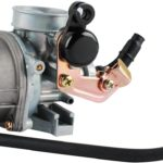 Pz19 Carburettor Carb For 50 70 90 110 125cc Quad Bike  Go-kart Taotao Hawkmoto