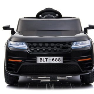 Range Rover Velar Style Ride On Car In Black (2019 Model) – 12V 2Wd Black