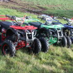 49cc Kids Children Frm Petrol Quad Bike 50cc 2 Stroke Top Speed 25mph