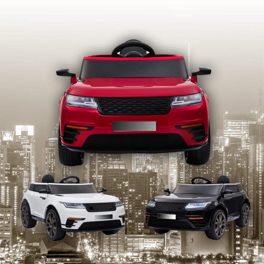 Range Rover Velar Style Ride On Car In Red (2019 Model) – 12v 2wd