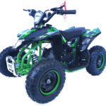 Hawkmoto Avenger 50cc Mini Kids Quad Bike – Green