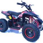 Hawkmoto Avenger 50cc Mini Kids Quad Bike – Red