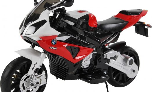 Bmw 1000Rr Kids Ride On Electric Motorbike 12V – Red