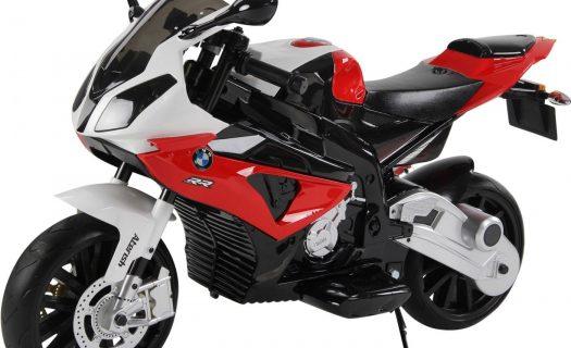 Bmw 1000Rr Kids Ride On Electric Motorbike 12V – Red