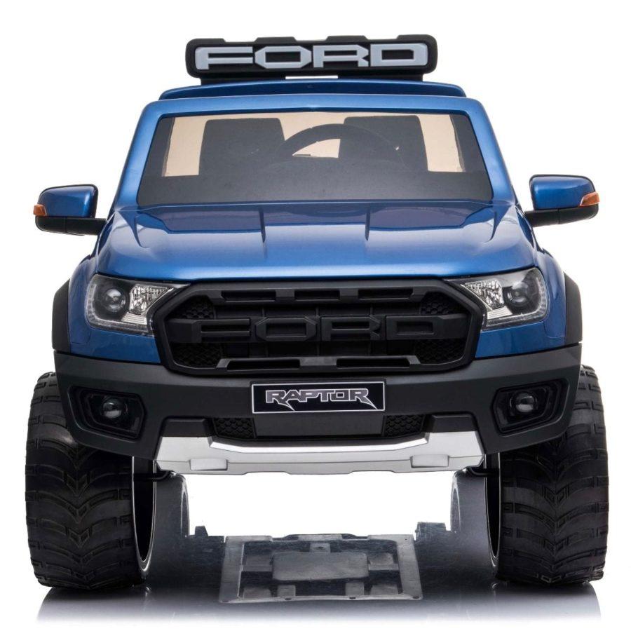 Ford Ranger Raptor 2020 Licenced 12v Kids Ride On – Blue