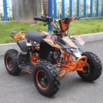 Hawkmoto Avenger 50cc Mini Kids Quad Bike – Orange