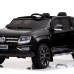 Vw Amarok Licensed 2020 Model Childrens Battery Ride On Jeep – Black
