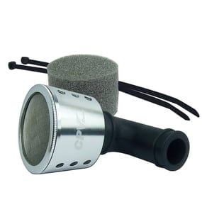 Cpv Racing Alloy 1/8 Scale Air Filter Silver