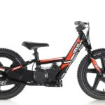 Revvi Lithium 16″ Kids Electric Dirt Bike – 24v Motorbike – Orange
