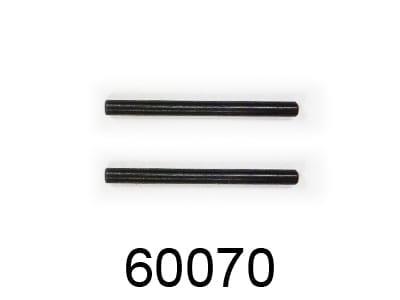 3*35.5 Rear Hub Carrier Hinge Pin (Long) 2P (60070)