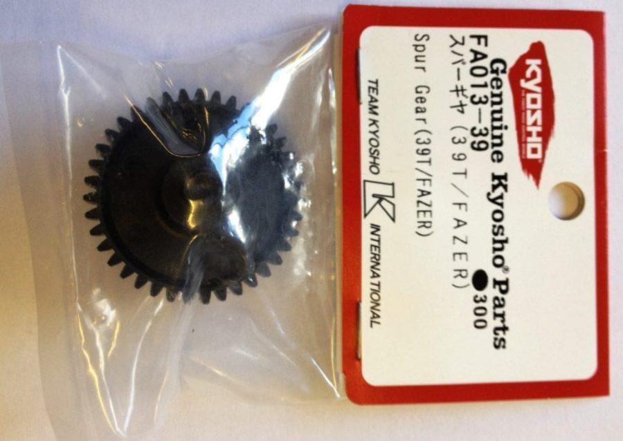 Kfa01339 Kyosho Spur Gear 39t Fazer