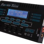 Power-tech C6 Charger (12v) 1-6 Cell + Nimh|nicad