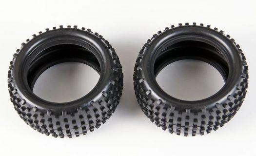 Tires W/Sponge 2P (85890)