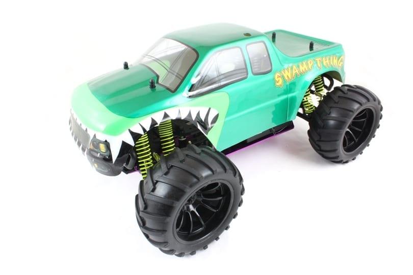 Monster Truck Body 1p  Swamp Thing (10612)