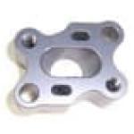 Titanium Color Aluminum Carburetor Air-inlet(for Gp026?gh026?zenoah 23|26cc Engine)