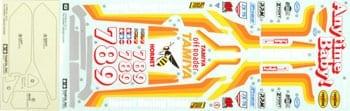 Tamiya Sticker Andamp;amp; Masking Seal