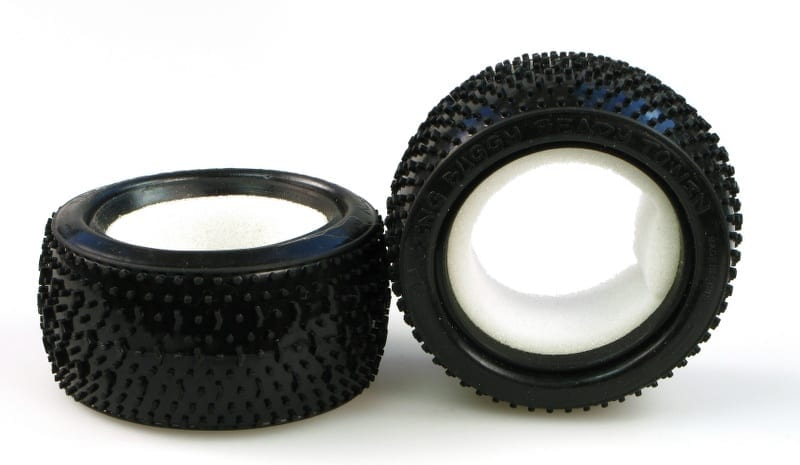 9940214 6588-p014 Rear Tyre+sponge (pair)