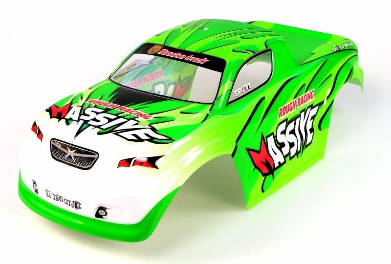 9940496 6598-b004 Truck Body (green)