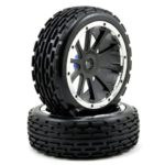 Racing Pre-mounted Front Tire (2) 51023