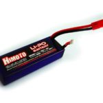Himoto Li-po Battery 7.4v 3300mah 2s 25c With Banana Connection (lp7433)