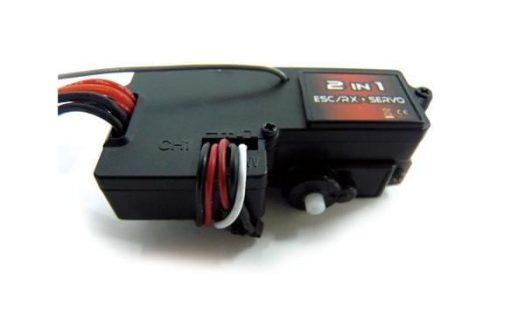 Himoto 3in1 Servo/ESC/Receiver (HTX-243RES)