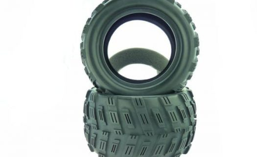 Himoto Tyre With Foam Insert For Monster Truck 2P (824002)