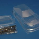 Himoto 1:10 On-road Clear Body Shell (silvia S15) (pc201204r-1a)
