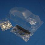 Himoto 1:10 On-road Clear Body Shell (m3 Drift) (pc201207r-1b)