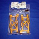 Himoto Aluminium Rear Lower Suspension Arm 2p (gold) (m812)