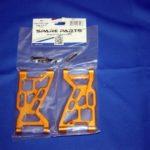 Himoto Aluminium Front Lower Suspension Arm 2p (gold) (m811)