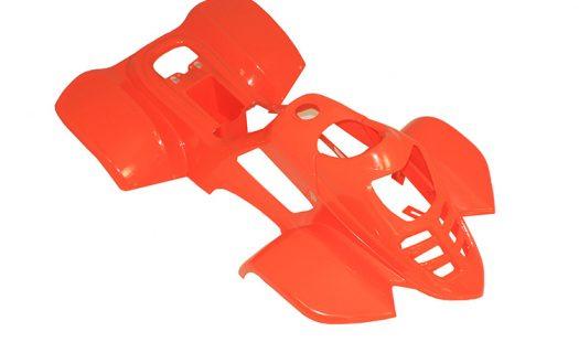 110Cc Hawkmoto Thunder Cat Plastic Body Fairing  – Orange  Fjq10
