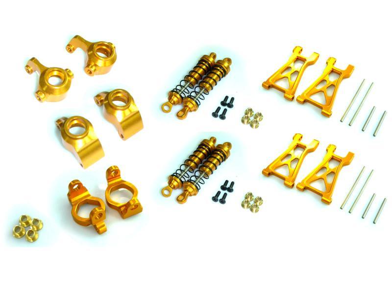 E8 Aluminium Chassis Upgrade Kit