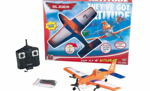 2Ch 2.4Ghz Radio Controlled Glider Airplane
