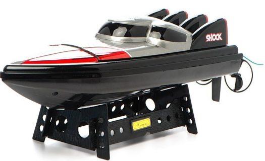 Mx-0010 Shock Rc Radio Controlled Boat