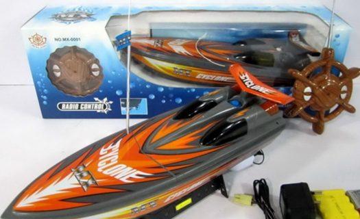 Mx-0001-16 Rc Cyclone Rc Radio Controleld Boat