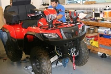 Quad Bike Build Fee- 72 Hour Service Plus Delivery Time