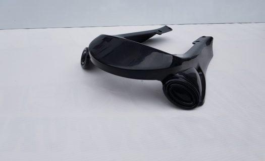 Black Seat Fairing To Fit The 49Cc Dirt Ninja Quad Bike