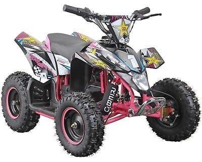 Dirt Monster Atv49  Pink