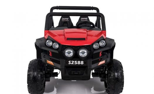 Renegade Maverick Rs 24V 4 X 4 Childens Electric Ride On Buggy – Red