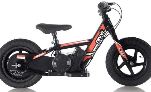 Revvi 12″ Bike – Orange