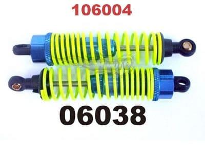 Upgrade (06038) Aluminium Shock Absorber 2p (106004)06038