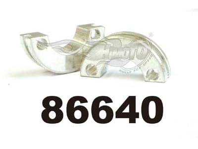 Upgrade (86640) Aluminium Clutch Shoes 2p (286008)