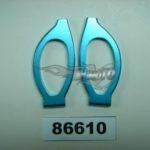 Upgrade (86610) Aluminium Front Upper Suspension Arms 2p (286018)
