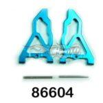 Upgrade (86604) Aluminium Front Lower Suspension Arms 2p (286019)