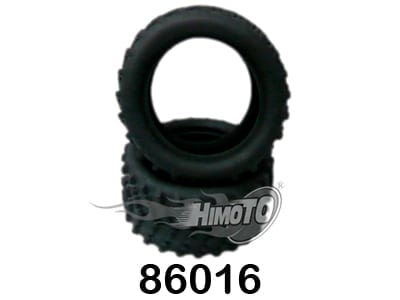 Replacement/Spare V-Tread Tires (For Monster Truck Only)(86016)