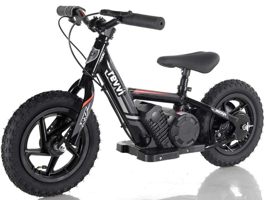 Revvi 12″ Bike – Black