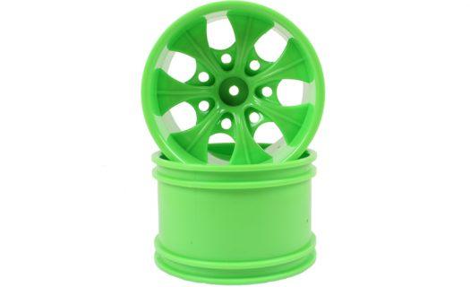 Green Spoke Rims 2P  (08044)