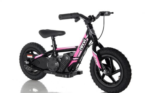 Revvi 12″ Bike – Pink